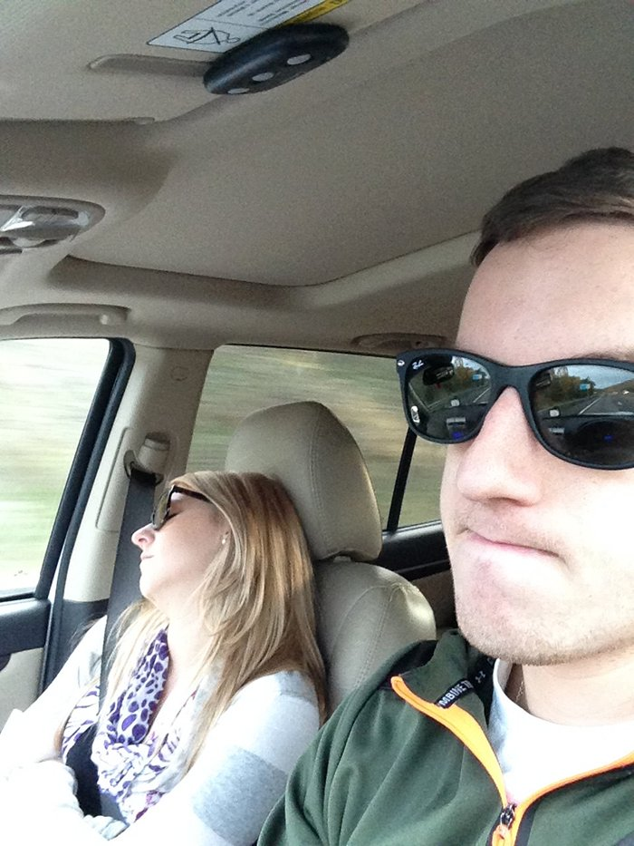 Husband Compiles Photos From All The Fun Road Trips He ...