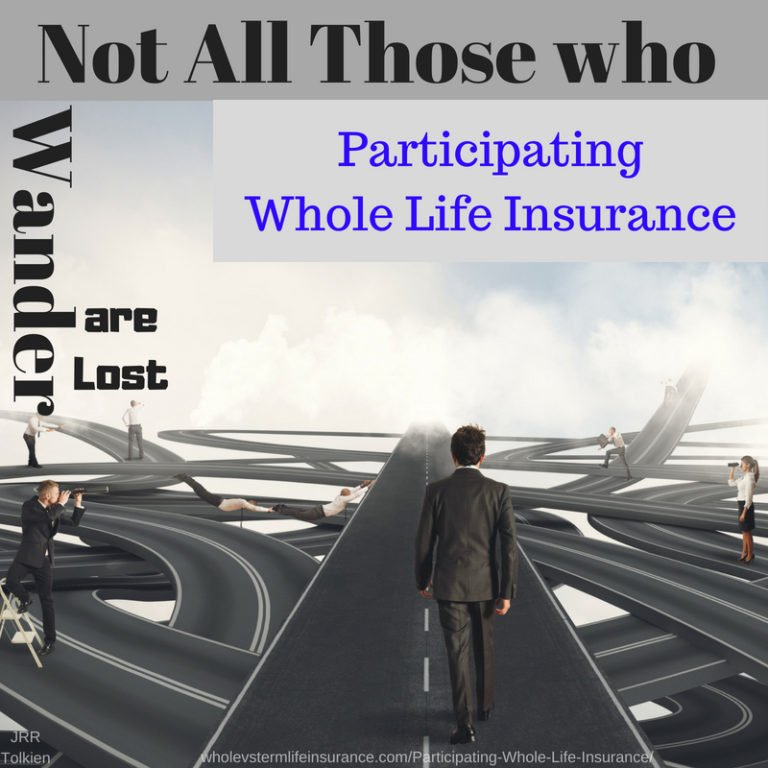 Participating Whole Life Insurance