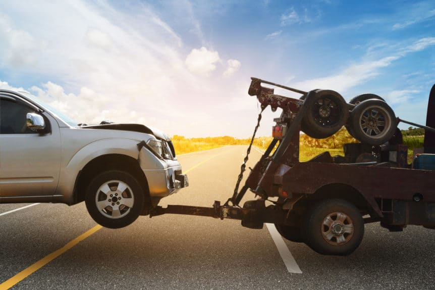 What to Do If a Towing Company Damages Your Car?