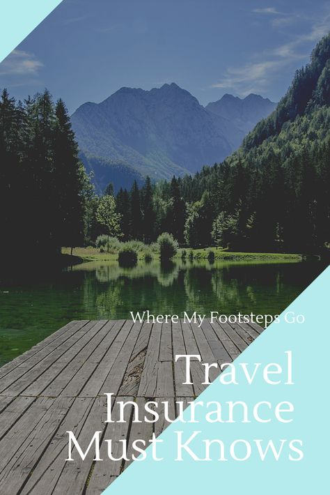 Yes, you really do need travel insurance. If you do not ...